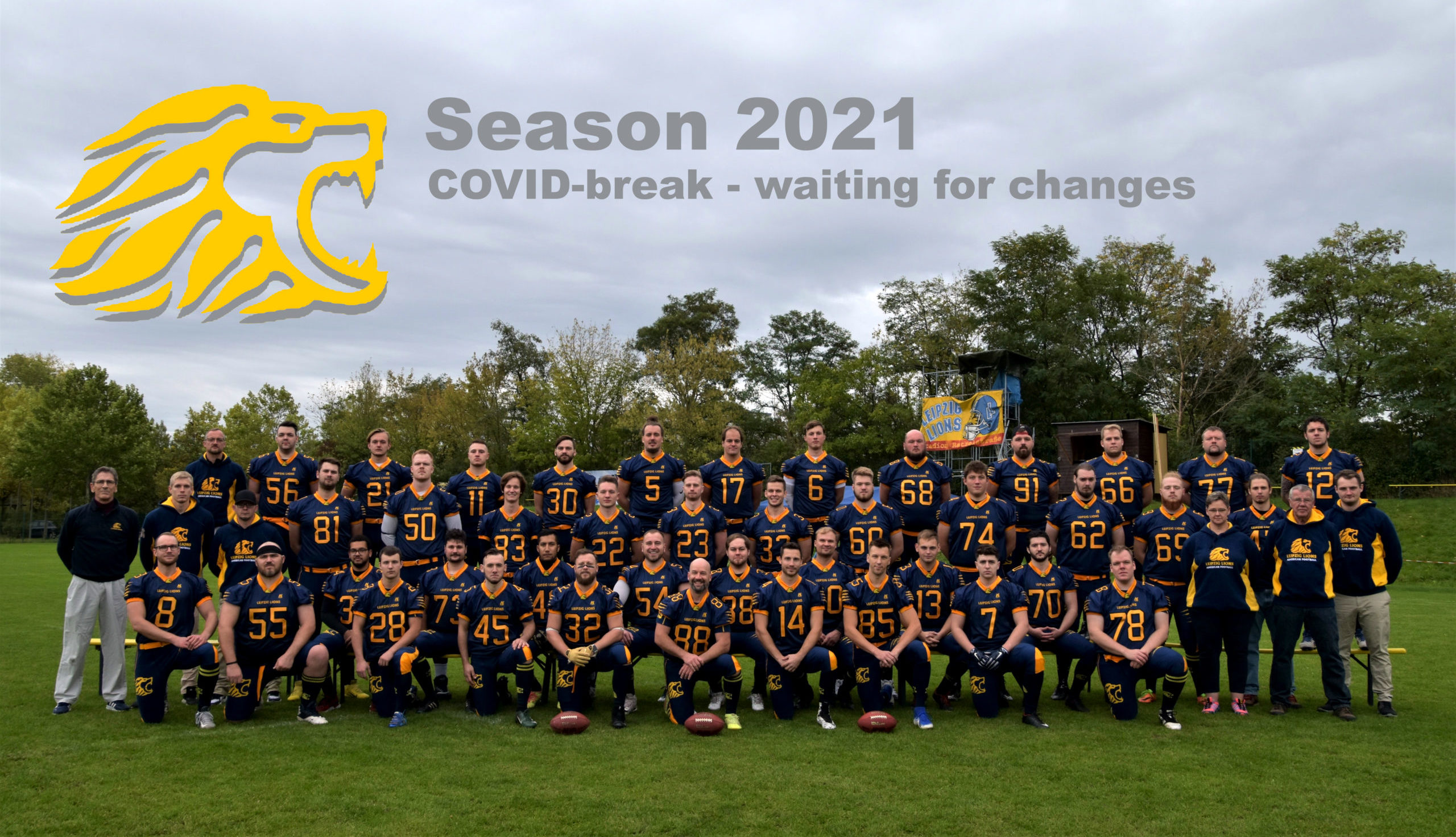 Season 2021 – Covid-break